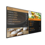 "Philips Signage Solutions BDL5590VL Digital signage flat panel 54.6"" LED Full HD Black"