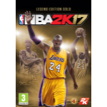 2K NBA 2K17 Legend Edition Gold PC Gold PC video game