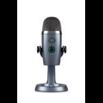 Blue Microphones Yeti Nano Micrófono de superficie para mesa Gris