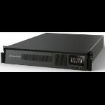 PowerWalker VFI 1000 RMG PF1 Double-conversion (Online) 1 kVA 1000 W