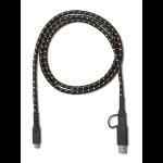 Fairphone 000-0046-000000-0003 USB cable 1.2 m USB 3.2 Gen 2 (3.1 Gen 2) USB C Black, Yellow