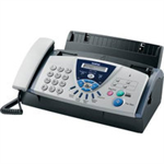Brother FAX-T106 Thermal 14.4Kbit/s A4 Black,Blue,Grey fax machine