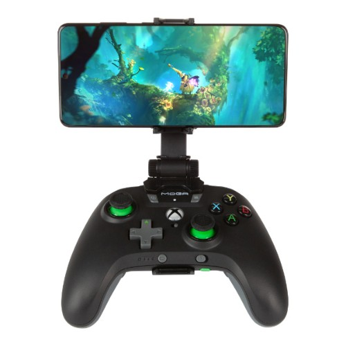 PowerA MOGA XP5-X Plus Black Bluetooth/USB Gamepad Analogue / Digital Android, PC