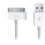 Apple MA591G/A 1.14m USB cable
