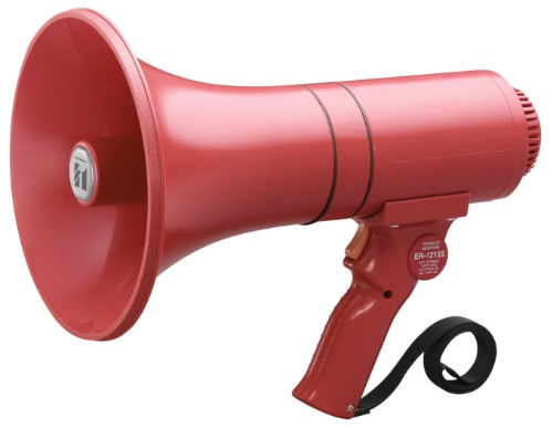 TOA ER-1215S Outdoor 23W Red megaphone