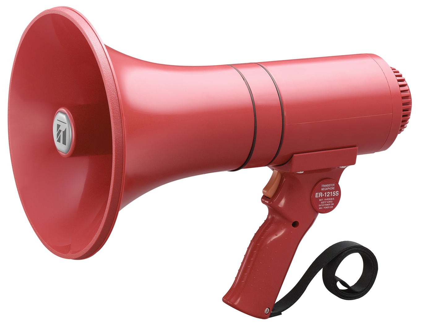 TOA ER-1215S megaphone Outdoor 23 W Red