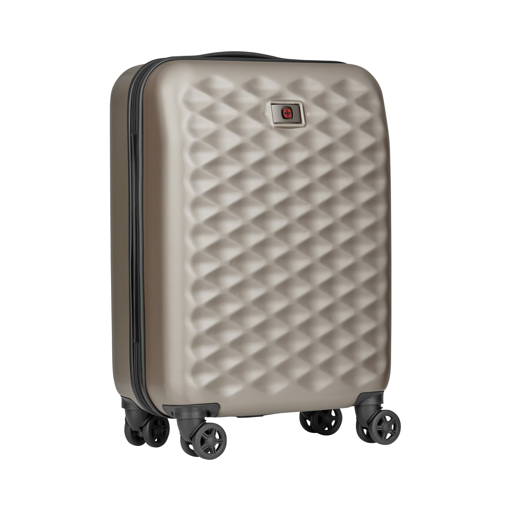 "Wenger/SwissGear Lumen 20"" Carry-on Titanium"