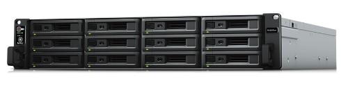 Synology RS3617XSPL48TBEX RackStation RS3617XS+ 48TB Seagate EXOS 12 Bays NAS