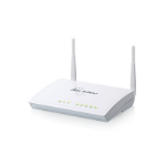 AirLive AC-1200R Dual-band (2.4 GHz / 5 GHz) Gigabit Ethernet White wireless router
