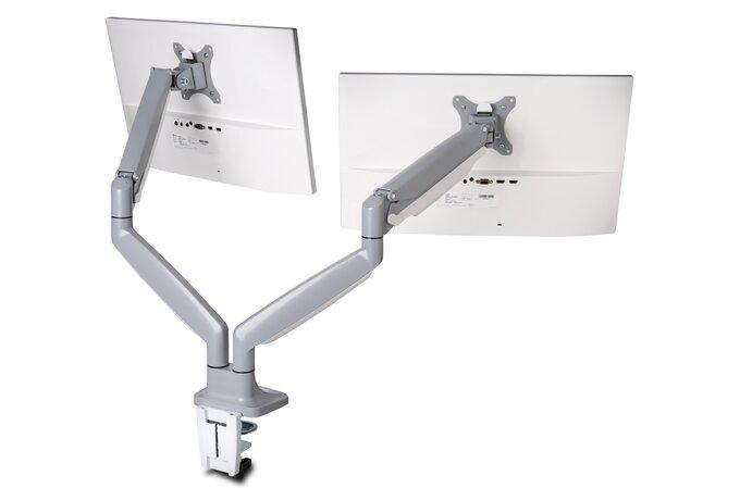 """Kensington K55471EU soporte de mesa para pantalla plana 81,3 cm (32"""") Atornillado Plata"""