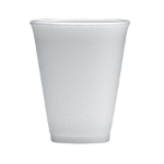 DART Insulated Cup 7oz Capacity White (Pack 50)