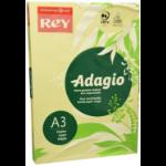 ADAGIO Rey Adagio Paper A3 80gsm Canary (Ream 500)