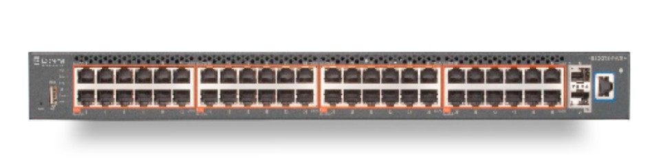 ERS4950GTS-PWR+ NO PWR CORD 48 10/100/1000 802.3AT � 2 SFP+