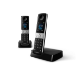 Philips Draadloze telefoon D6302B/22