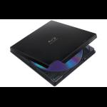 Pioneer BDR-XD05TB Blu-Ray DVD Combo Black optical disc drive