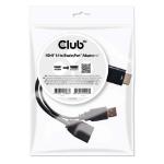 CLUB3D HDMI to DisplayPort Adapter