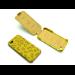 Sandberg Flip Cover 4/4S Leopard Yellow