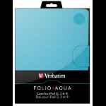 Verbatim 98246 Tablet folio Blue