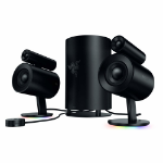 Razer Nommo Pro speaker set 2.1 channels Black