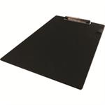 Rapesco VSTCB0B3 clipboard Black A4 Plastic