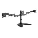 """V7 DS1FST-1E flat panel bureau steun 68,6 cm (27"""") Vrijstaand Zwart"""