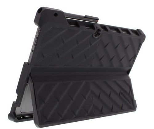 "Lenovo 4Z10Q76933 tablet case 31 cm (12.2"") Cover Black"