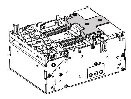 Zebra P1027727 Impresora de etiquetas pieza de repuesto de equipo de impresión