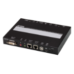 Aten CN9600 KVM switch Black
