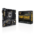 ASUS TUF B365M-PLUS GAMING motherboard LGA 1151 (Socket H4) Micro ATX Intel B365
