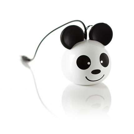 KitSound Mini Buddy 22 W Mono portable speaker Black,White