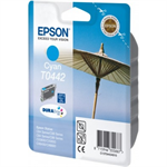 Epson C13T04424010 (T0442) Ink cartridge cyan, 420 pages @ 5% coverage, 13ml