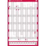Sasco 2410133 wall planner Pink,White 2021