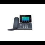 Yealink SIP-T54W IP phone Black 10 lines LCD Wi-Fi