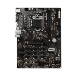 MSI H310-F PRO Intel H310 Express LGA 1151 (Socket H4) ATX motherboard