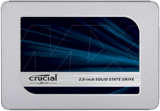 Crucial MX500 250 GB Serial ATA II 2.5""