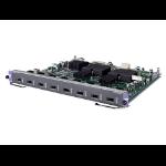 Hewlett Packard Enterprise 7500 8-port 10GbE XFP Extended Module network switch module 10 Gigabit