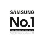 Samsung MX-T50/XU soundbar speaker Black 2.0 channels 500 W