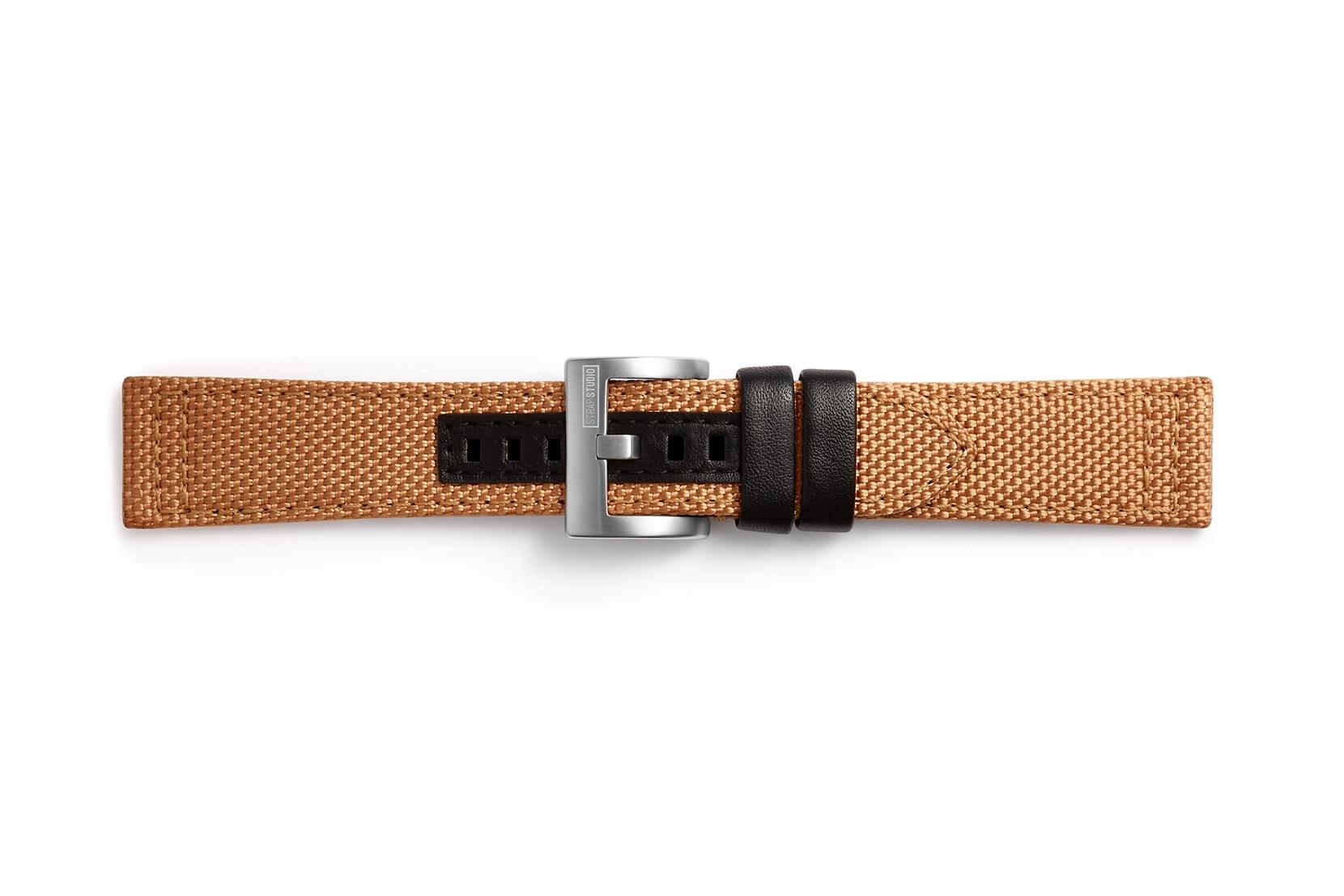 Samsung GP-R770BREECAC smartwatch accessory Band Orange Textile