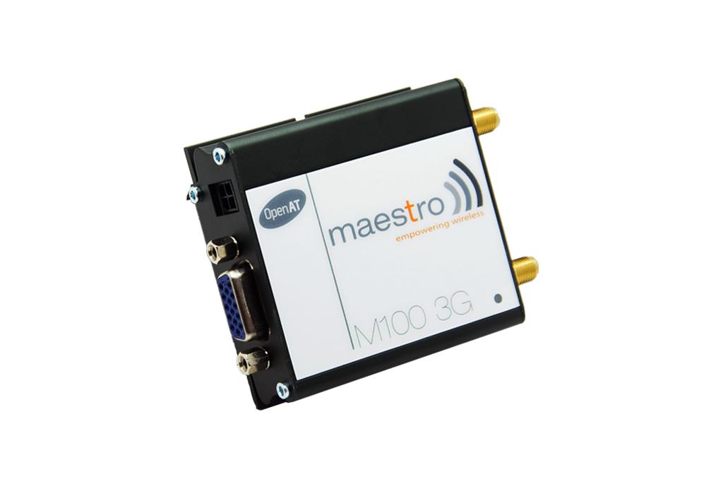 Lantronix M100G002S modem de radio frecuencia (RF) RS-232/USB