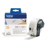 Brother DK-11201 P-Touch Etikettes, 29mm x 90mm, 400
