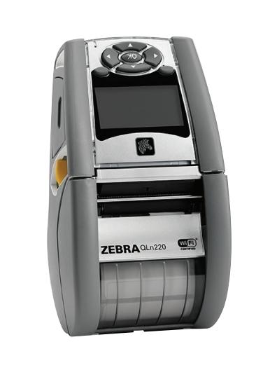 Zebra QLn220 Direct thermisch Mobiele printer 203 x 203DPI