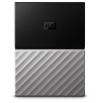 Western Digital My Passport Ultra 4000GB Black,Grey external hard drive