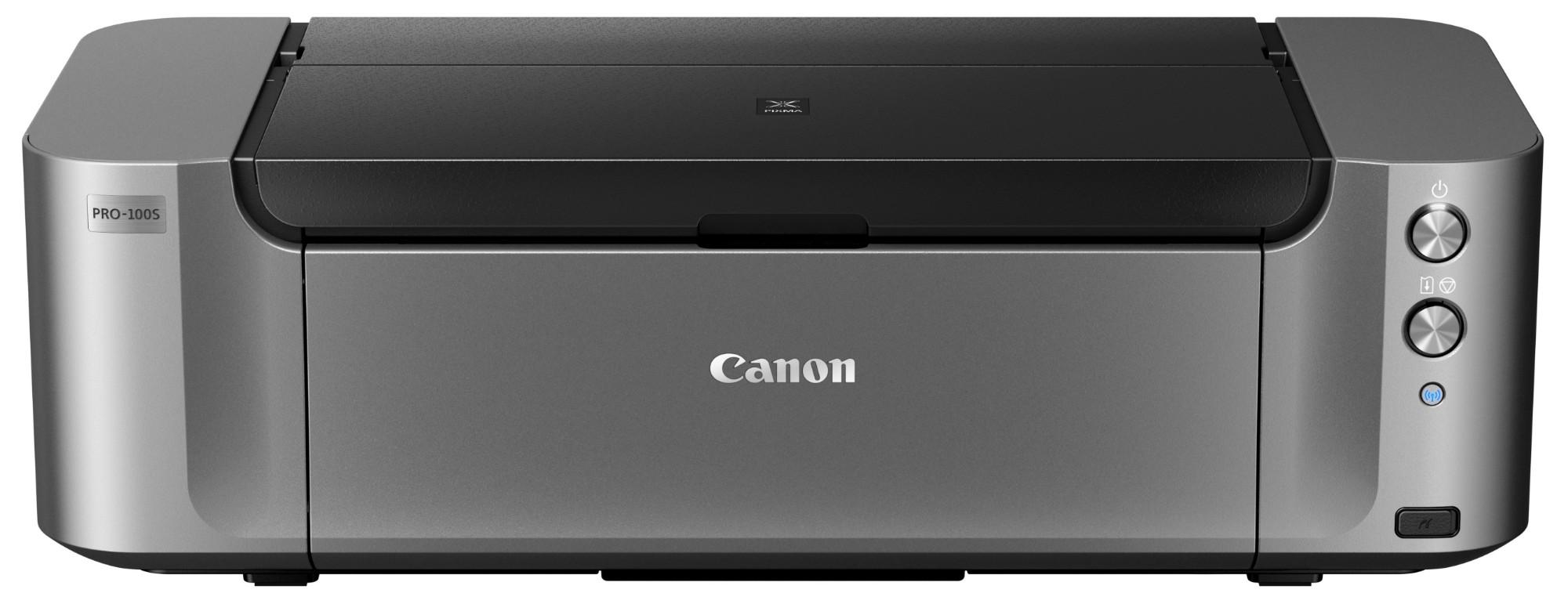 Wireless Professional Inkjet Printer Pixma Pro-100s A3 4800dpi