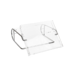 R-Go Tools R-Go Steel Document Monitor Stand, document holder, silver