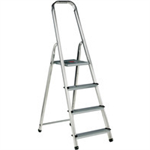 FSMISC 4 STEP ALUMINIUM STEPLADDER 35873838