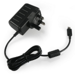 2-Power BUN0075A Indoor Black mobile device charger
