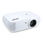 Acer Large Venue P1502 Ceiling-mounted projector 3400ANSI lumens DLP 1080p (1920x1080) White data projector