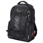 Lightpak HAWK notebook case Backpack case Black