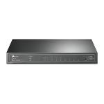 TP-LINK TL-SG2008P network switch Managed Gigabit Ethernet (10/100/1000) Power over Ethernet (PoE)