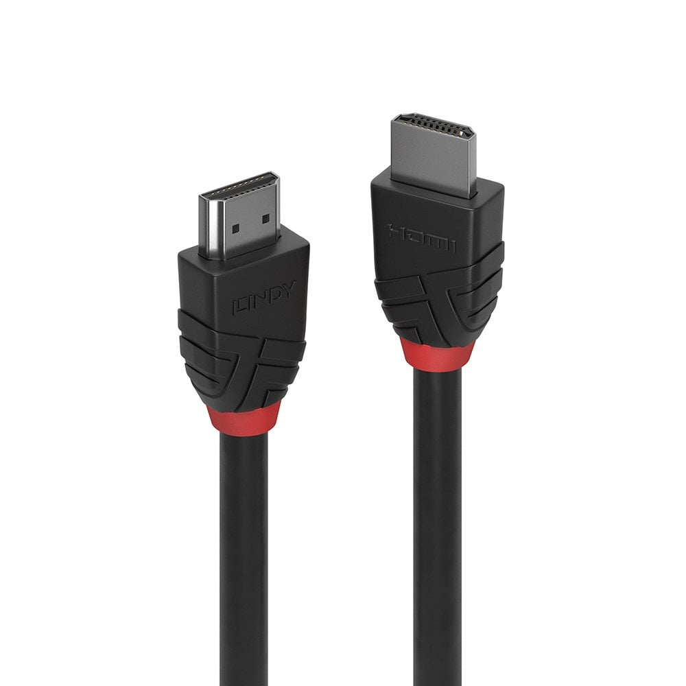 Lindy 36474 HDMI cable 5 m HDMI Type A (Standard) Black